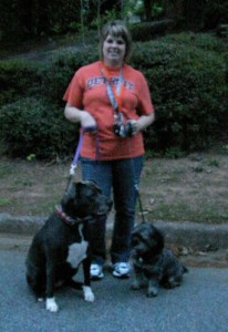 pet sitting dog walking Lilburn dog walker Shelly