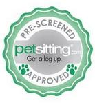 petsitting.com seal of approval