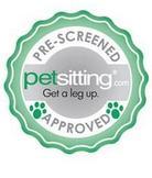 petsitting.com seal of approval