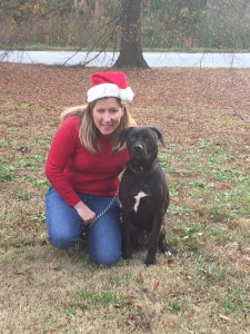 pet sitter bios of Mandy Brown and her dog Charlie