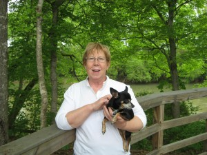 pet sitter bios of Marlaine Barnes pet sitter living in duluth