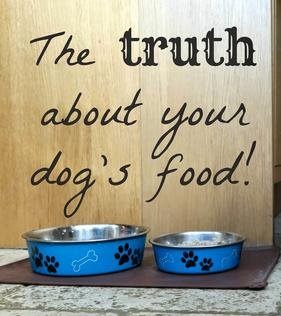 quality dog food ingredients