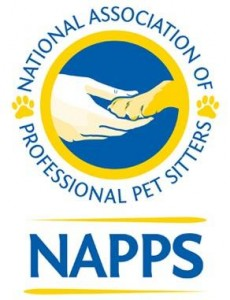 NAPPS National Association of Professional Pet Sitters and Cat Sitter