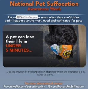 pet suffocation