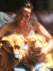 pet sitter dog walker bio